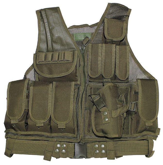 Taktikai mellény zöld – Dóra Miniker 844217a656