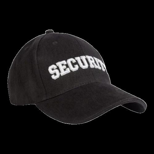 b3bca55cc223 Baseball sapka Security felirattal – Dóra Miniker