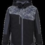 Portwest X3 Reflective kabát – fekete/szürke